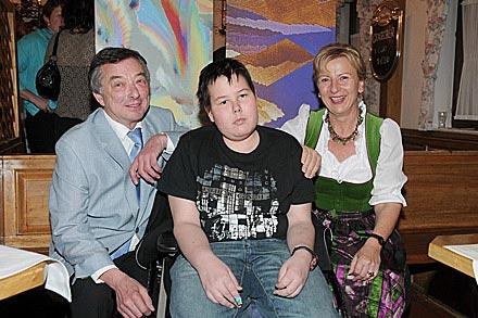 Benefizveranstaltung für Dominik Jarny