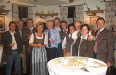 Weinverkostung 2006